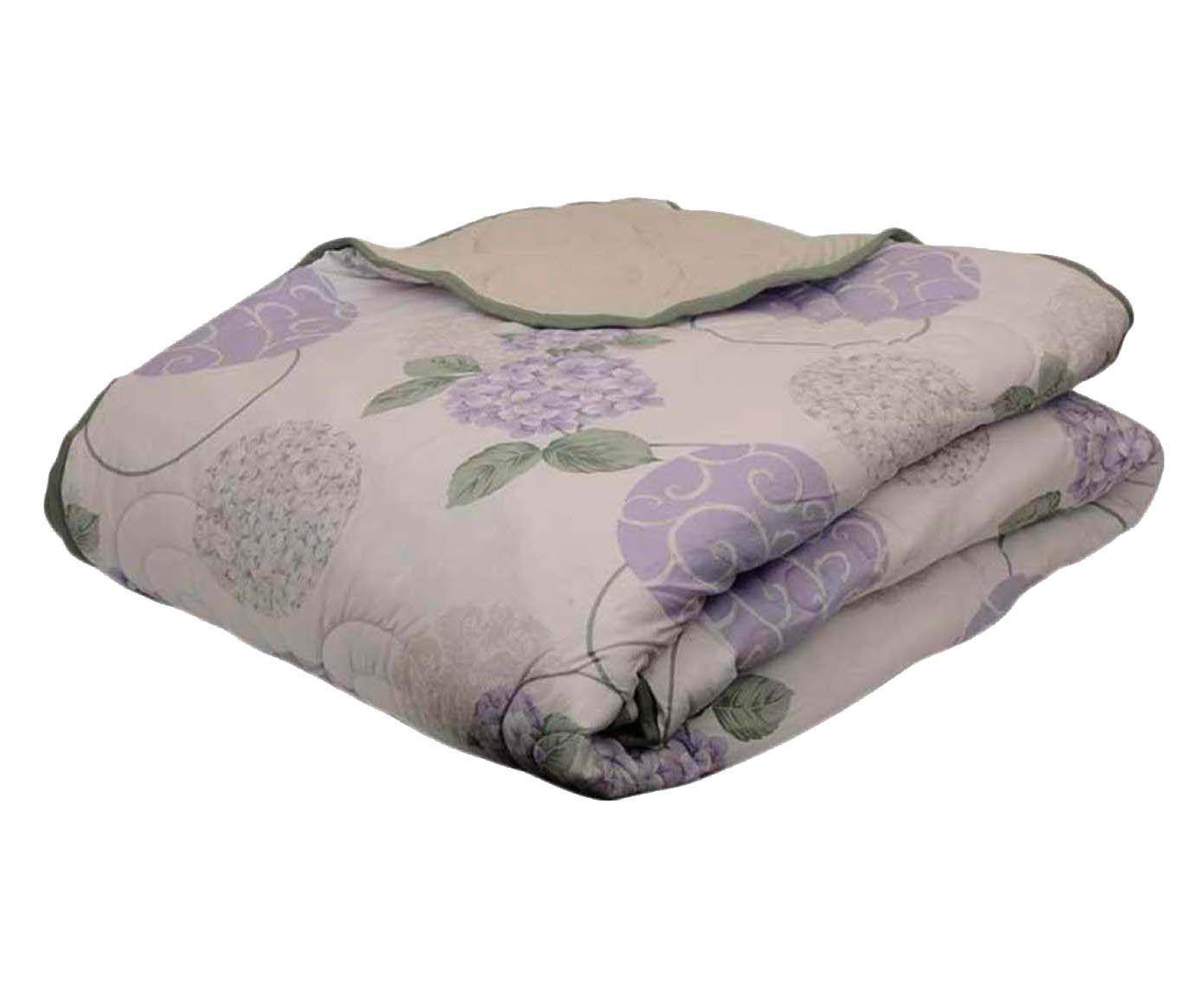 Edredom hortência - para cama queen size | Westwing.com.br
