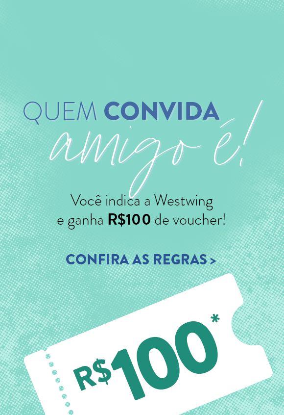 Indique um Amigo   Westwing.com.br
