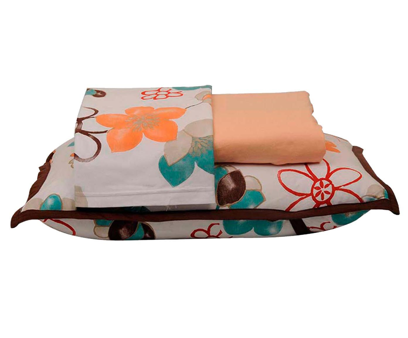 Jogo de lençol anne marie - para cama queen size   Westwing.com.br