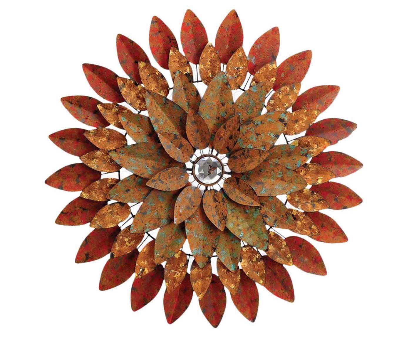 Mandala decorativa petals - rouge   Westwing.com.br