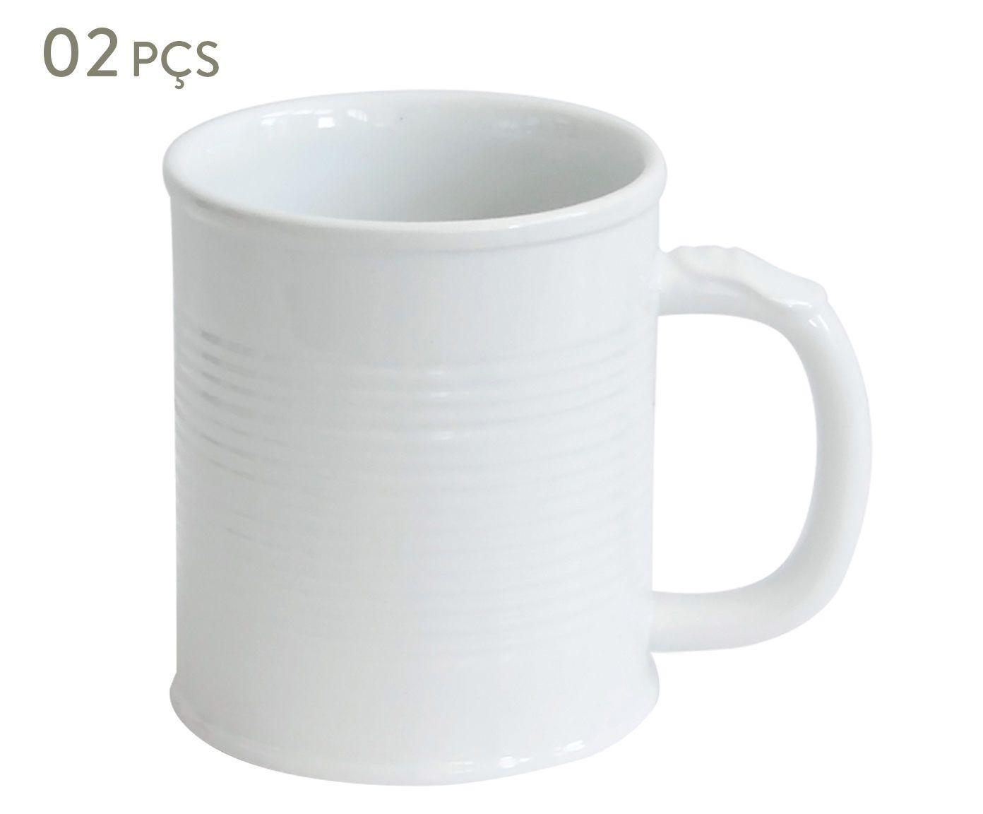 Conjunto de Canecas Espalier union - 350 ml | Westwing.com.br