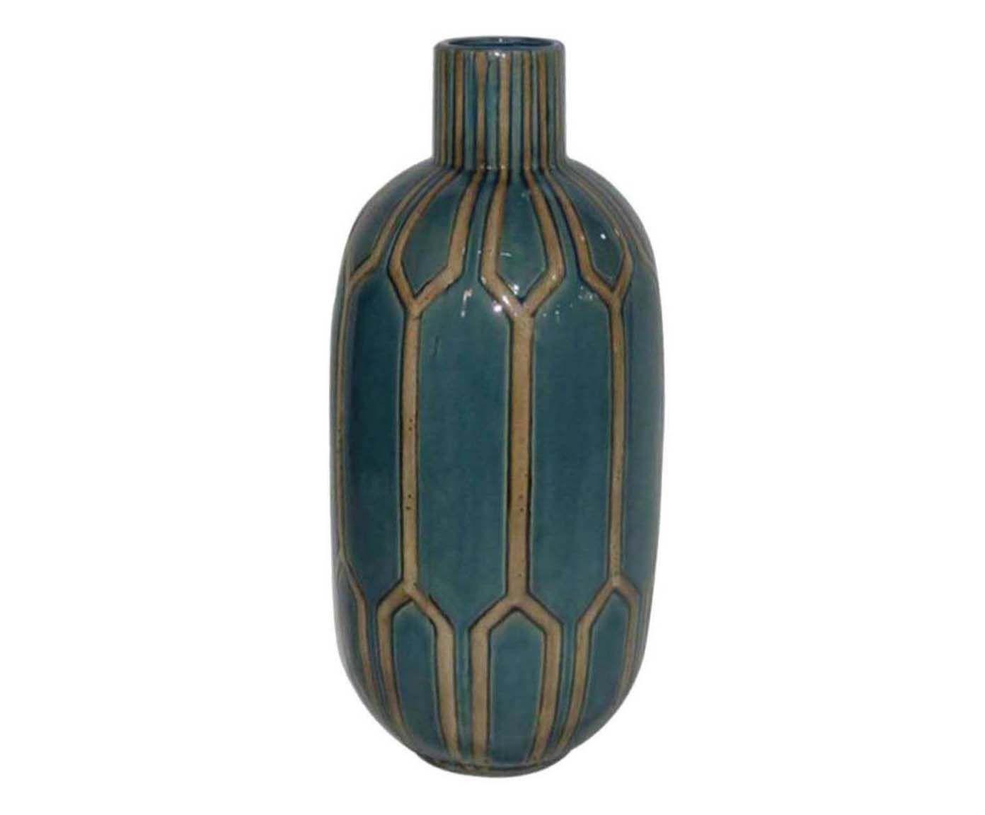 Vaso afrik - 45 x 21 cm   Westwing.com.br