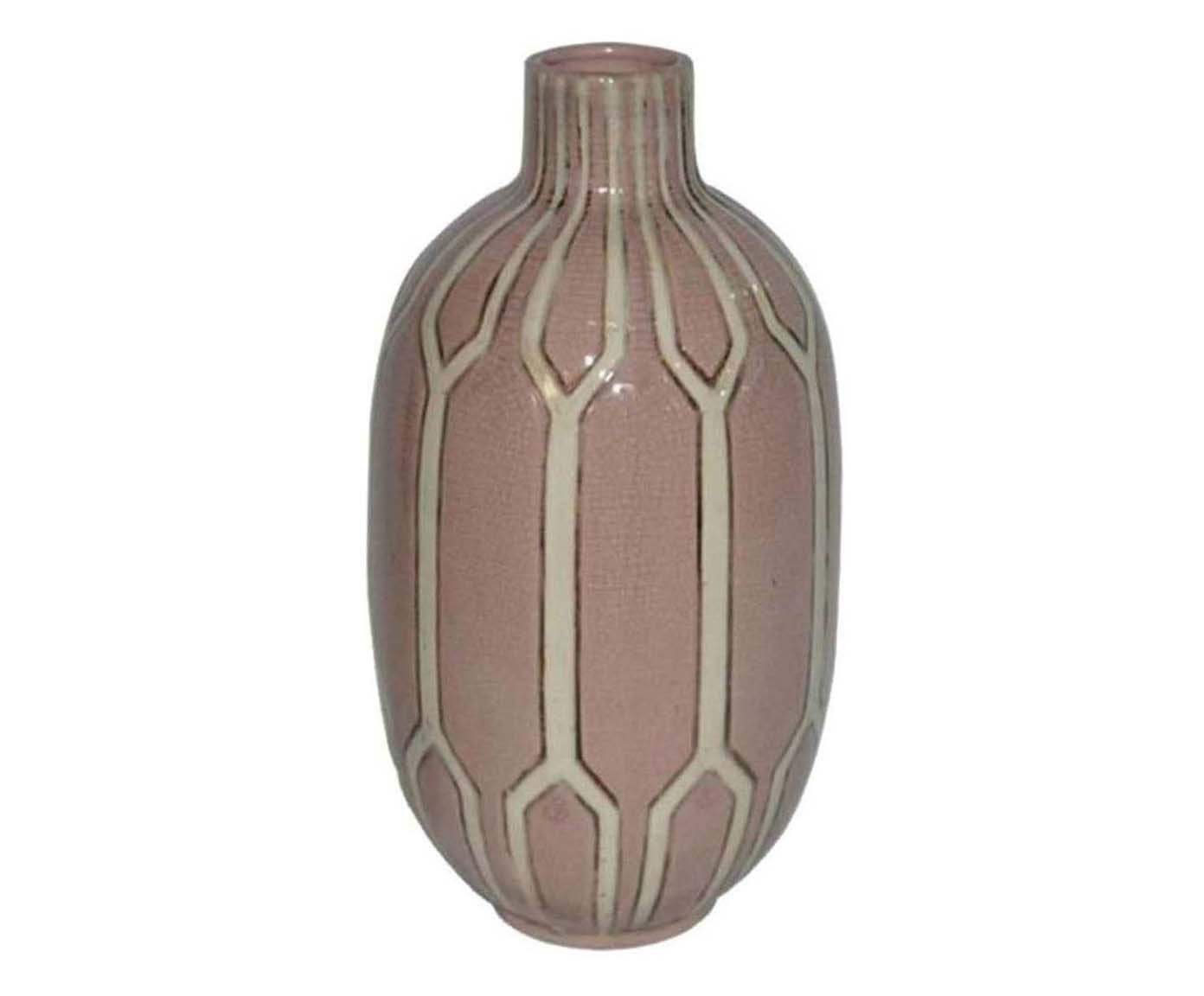 Vaso afrik arent - 36 x 19 cm | Westwing.com.br