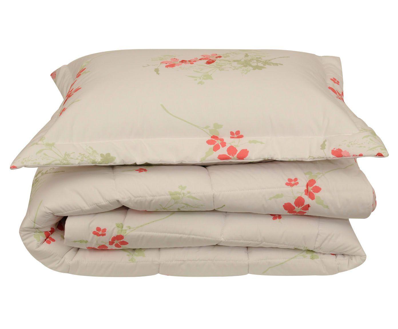 Conjunto de edredom delicate para cama de solteiro   Westwing.com.br