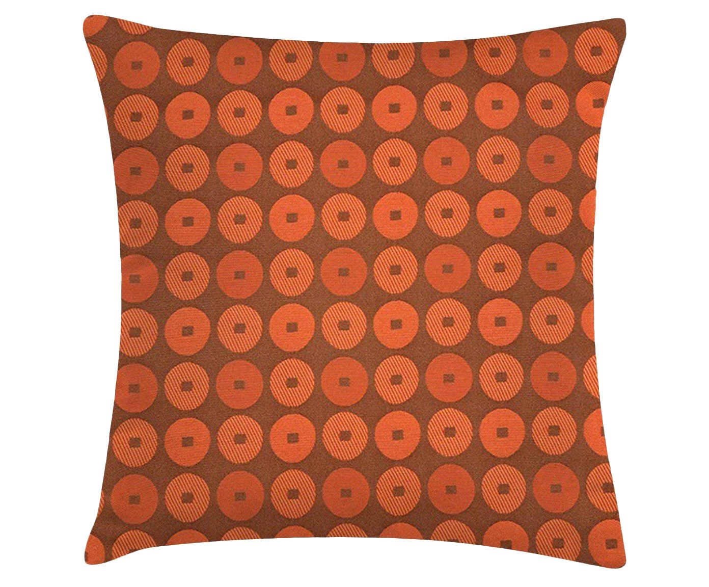 Capa para almofada palmas circles ritz - 45x45cm | Westwing.com.br