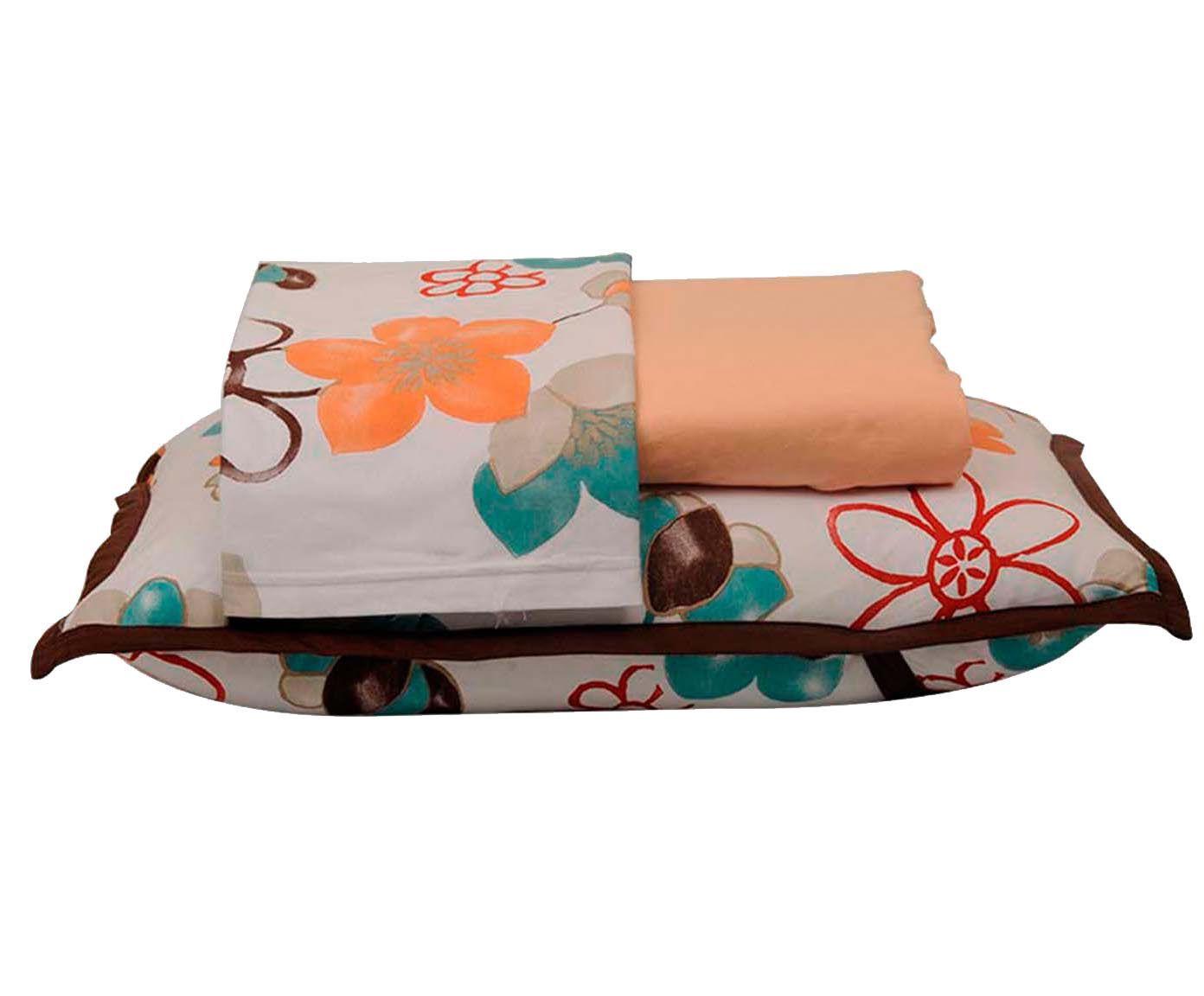 Jogo de lençol anne marie - para cama de casal   Westwing.com.br