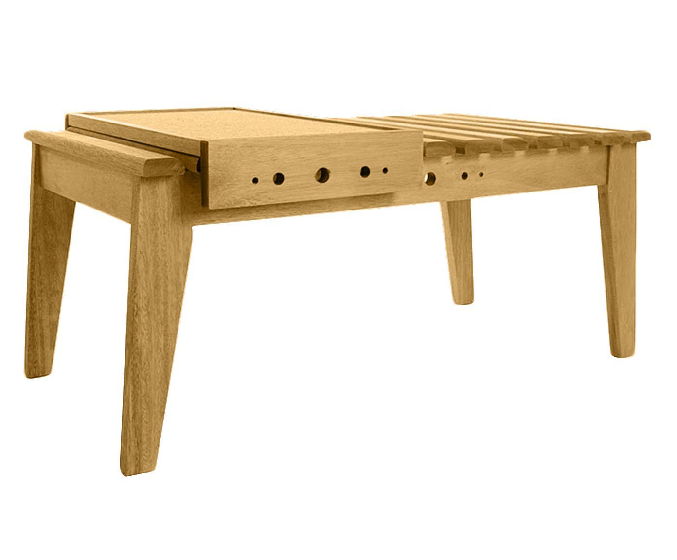 Mesa de Centro New Design - Laranja | Westwing.com.br
