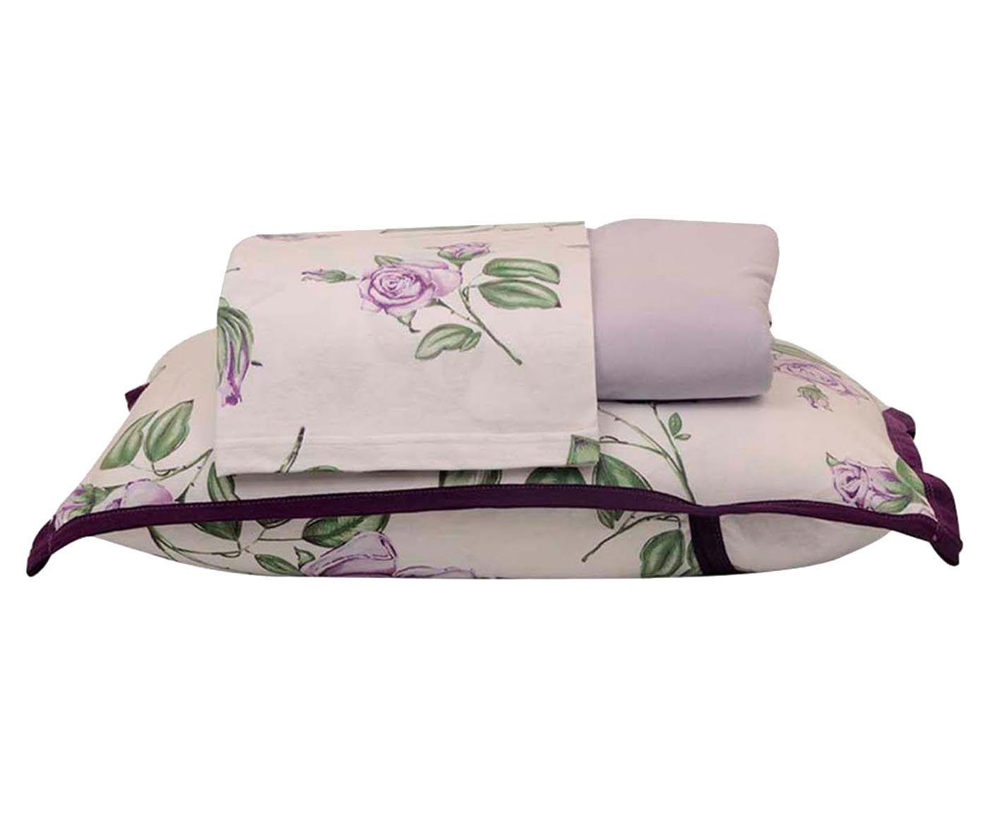 JOGO DE lençol GARDEN para cama de solteiro | Westwing.com.br