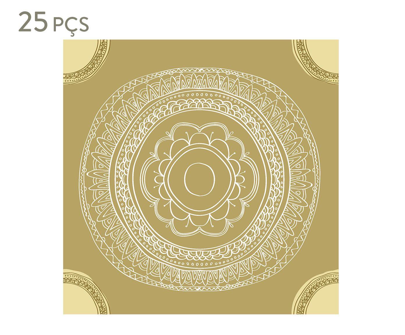 Conjunto de ladrilhos adesivos domus - 10 cm | Westwing.com.br