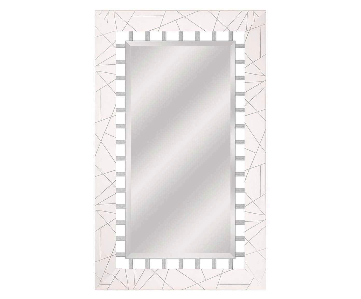 Espelho geometric   Westwing.com.br