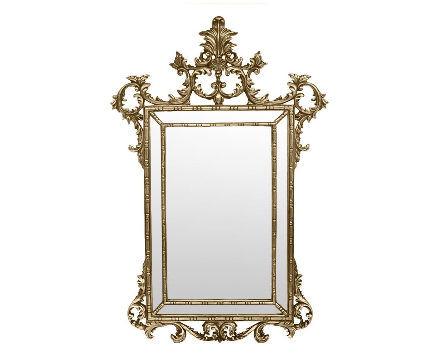Espelho Leaf - 92X140cm | Westwing.com.br