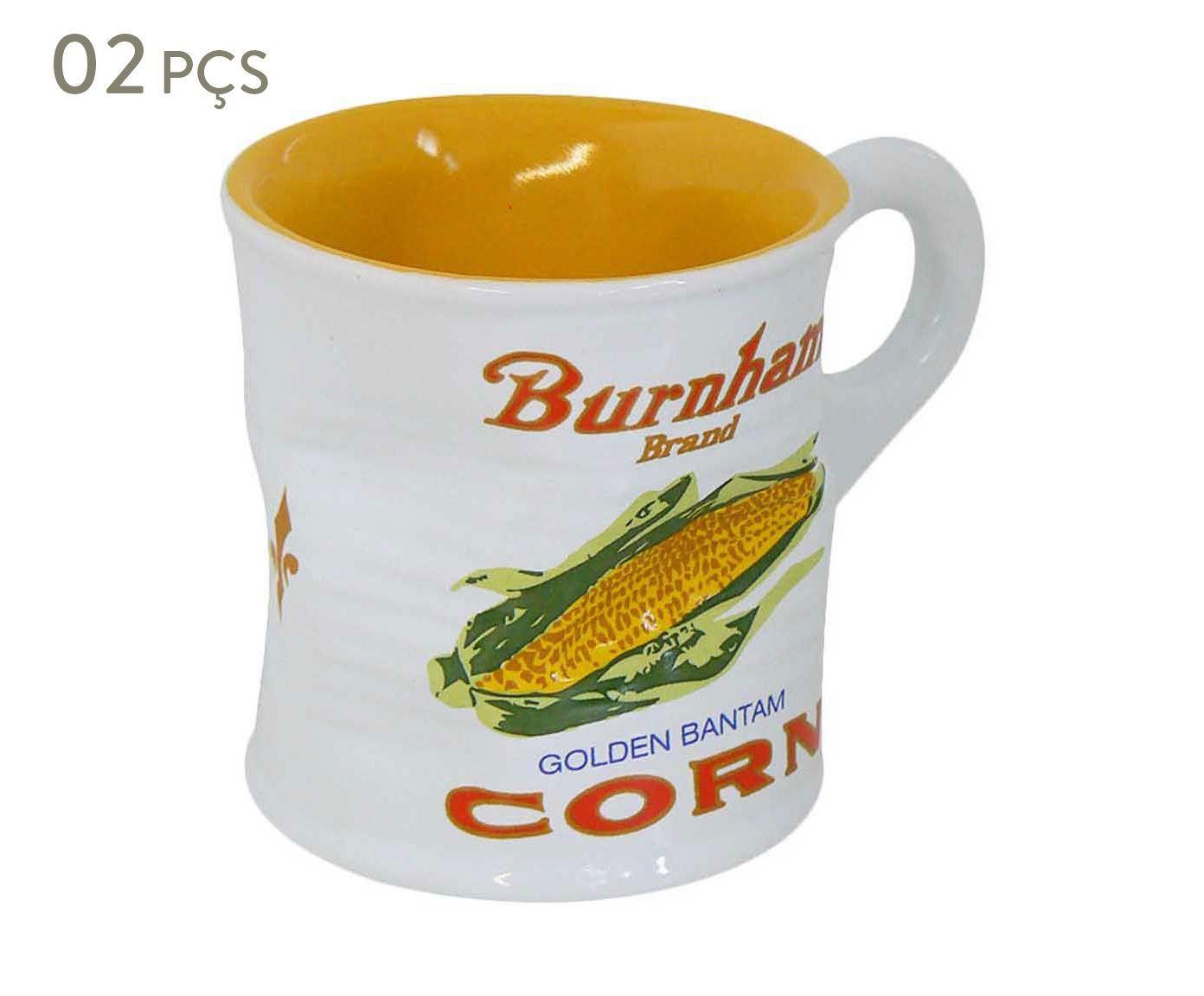 Conjunto de Xícaras para café mashed burnham - 70 ml   Westwing.com.br