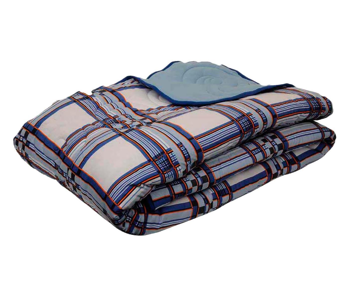 Edredom bed men - para cama de casal | Westwing.com.br