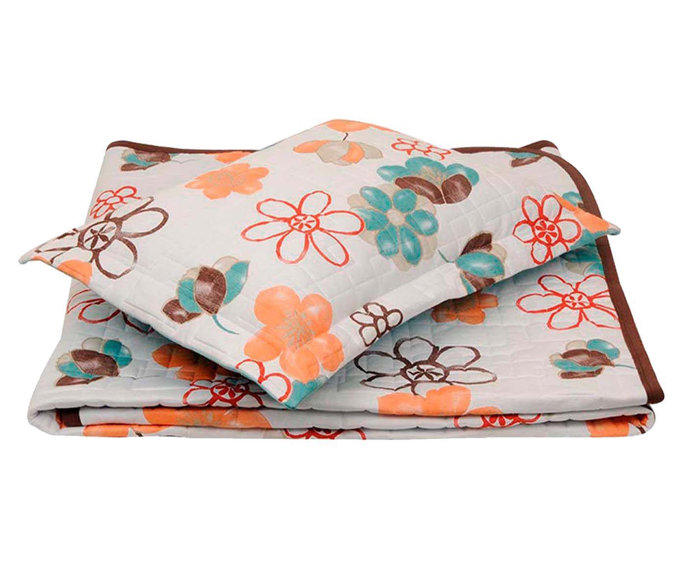 Conjunto de cobre-leito anne marie - para cama de casal | Westwing.com.br
