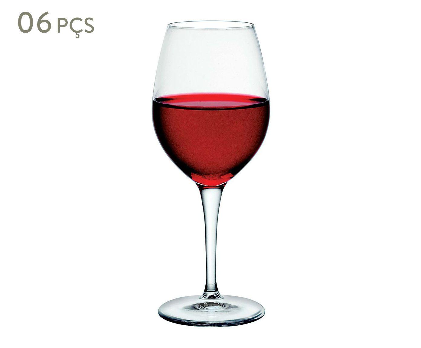 Conjunto de taças p/ degustação premium- bormioli rocco 270 ml | Westwing.com.br