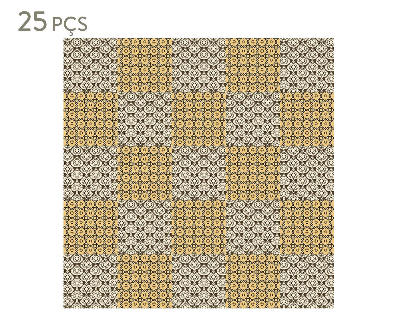 Conjunto de ladrilhos adesivos percefa | Westwing.com.br