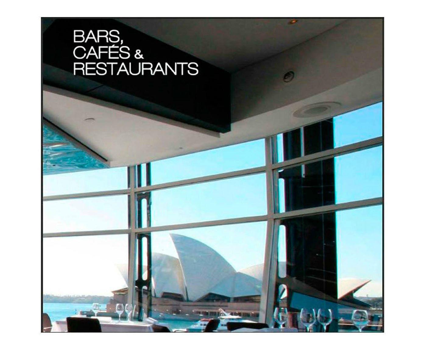 Livro Bars, Cafés e Restaurants | Westwing.com.br