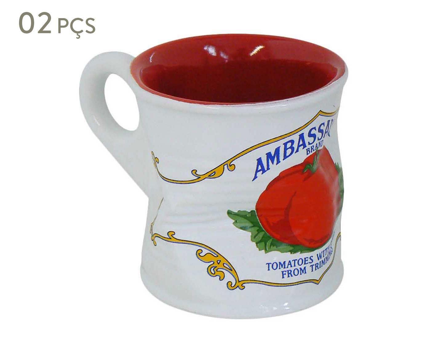 Conjunto de Xícaras para café mashed ambassador - 70 ml | Westwing.com.br
