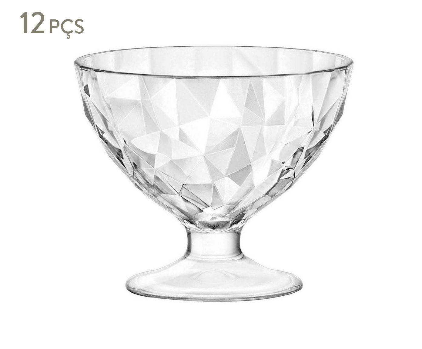 Jogo de Taças para Sobremesa Diamond - 220ml | Westwing.com.br