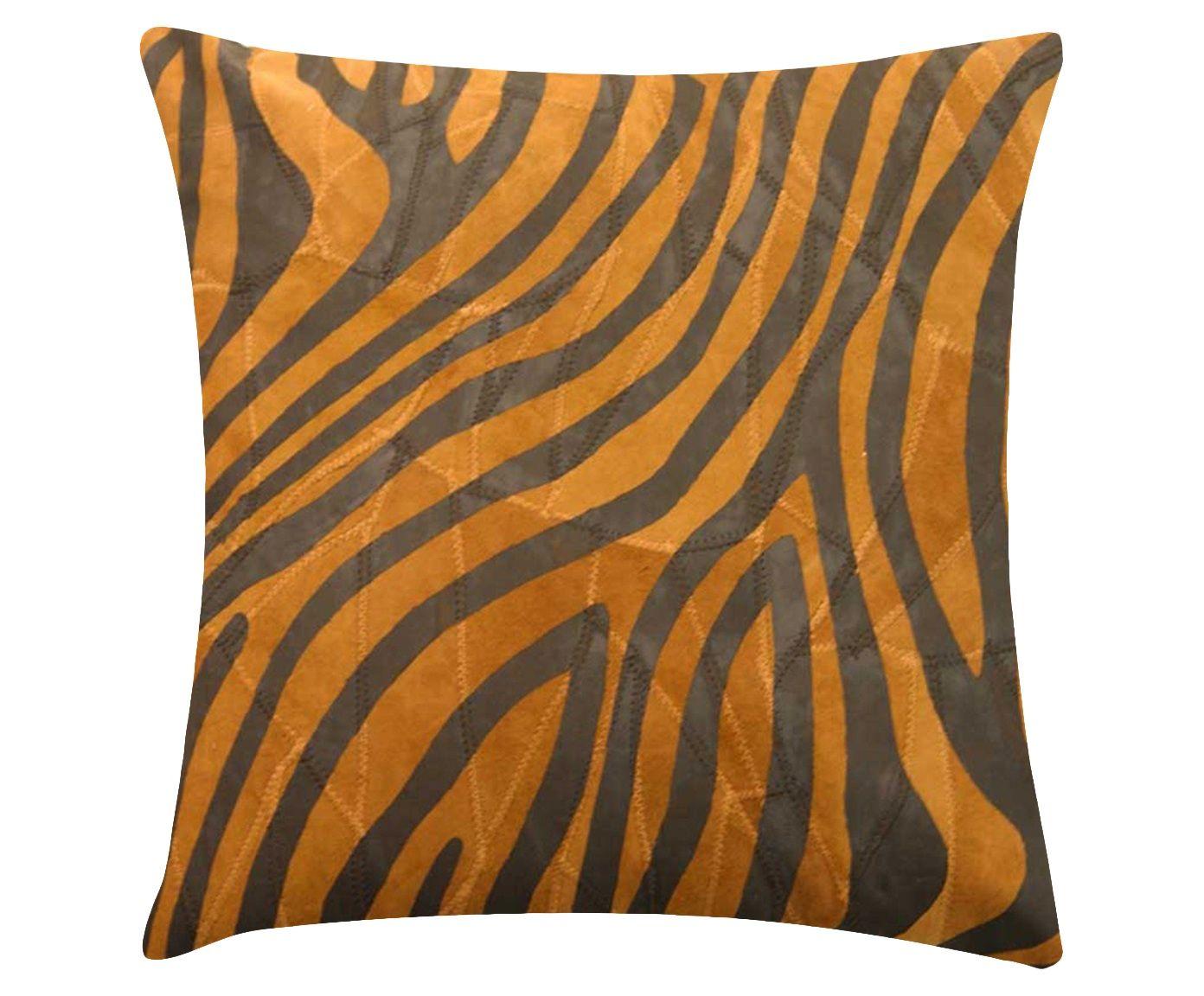 Capa para almofada tigre - 40x40cm   Westwing.com.br