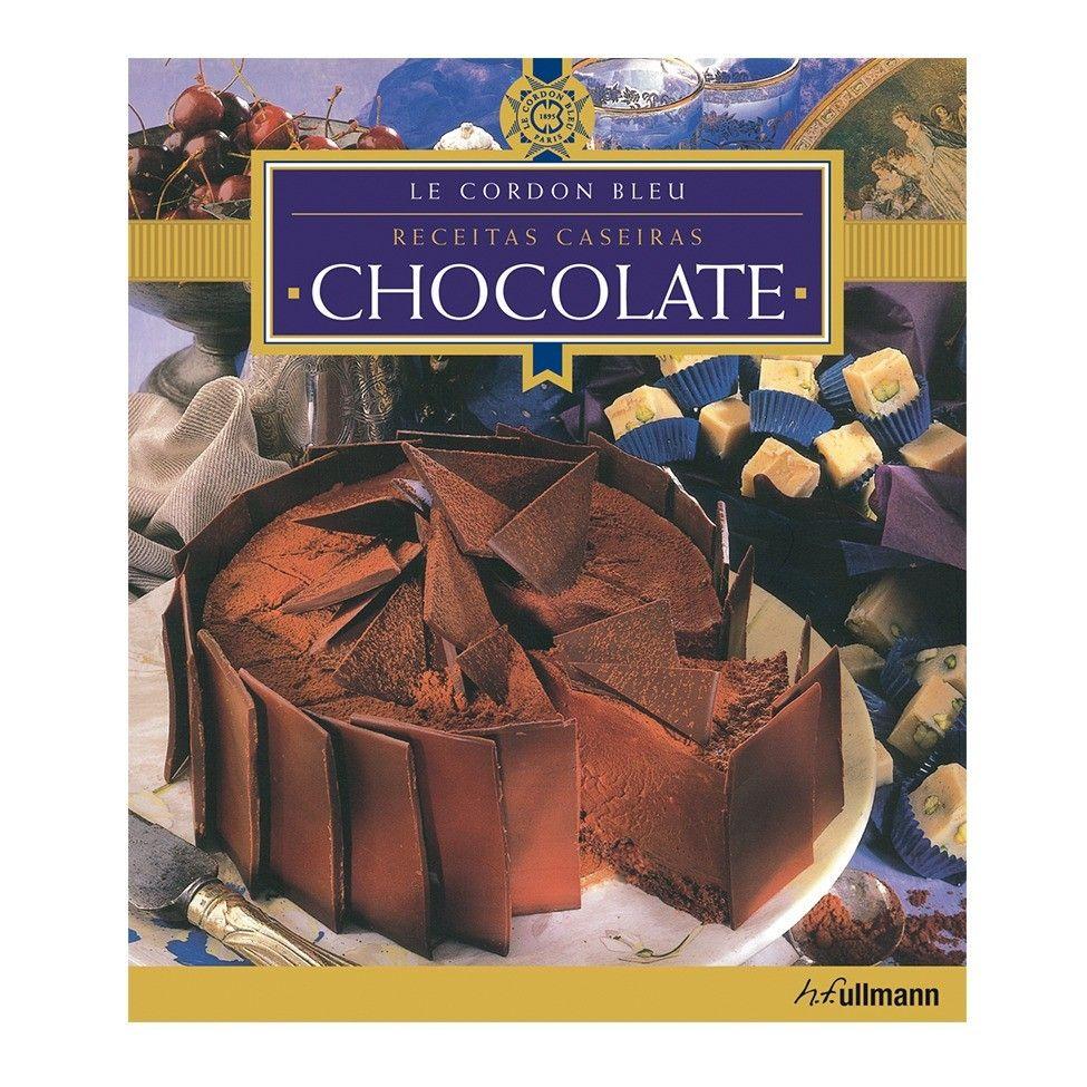 Livro cordon bleu: chocolate | Westwing.com.br