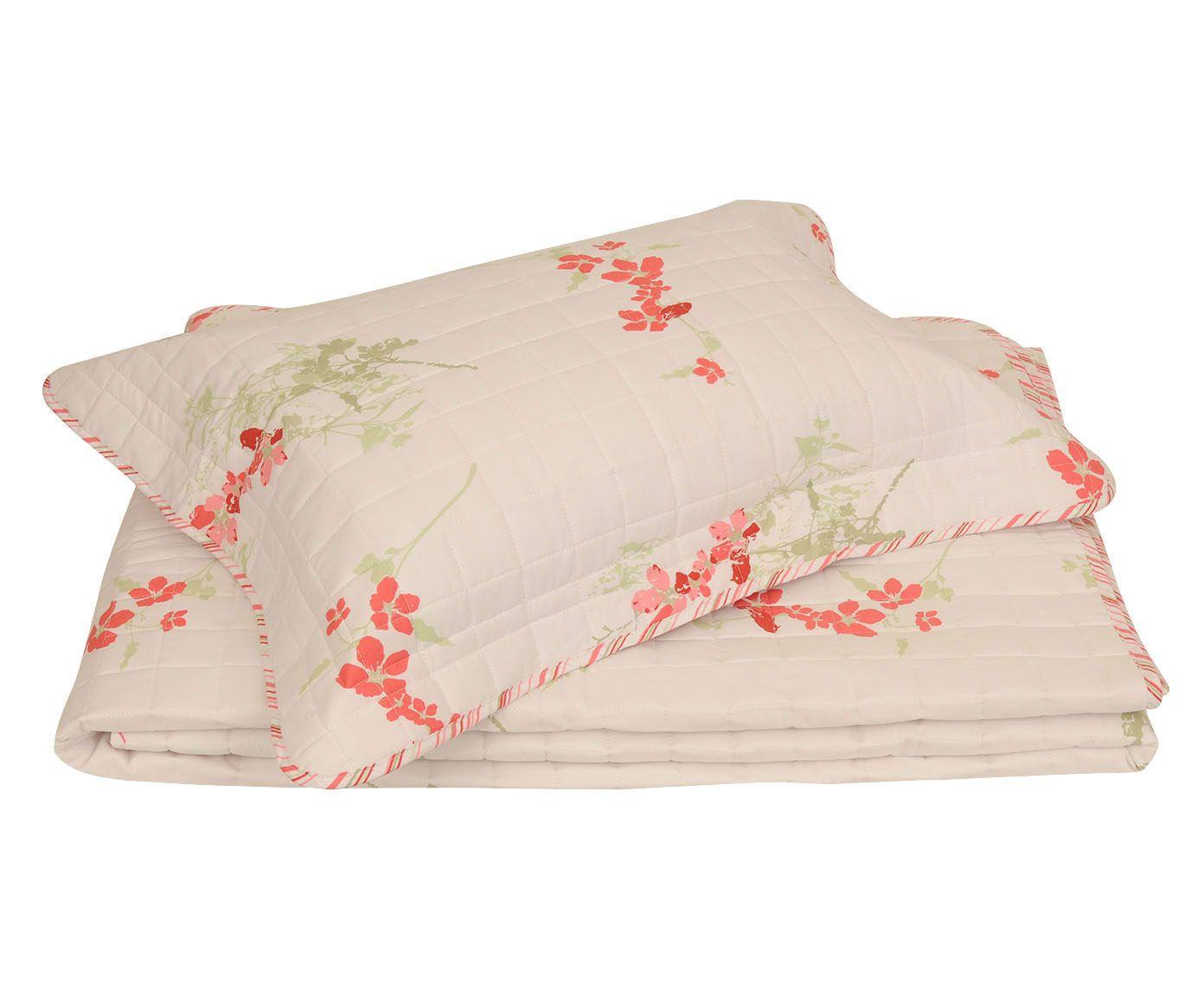 Conjunto de cobre-leito delicate para cama super king size   Westwing.com.br