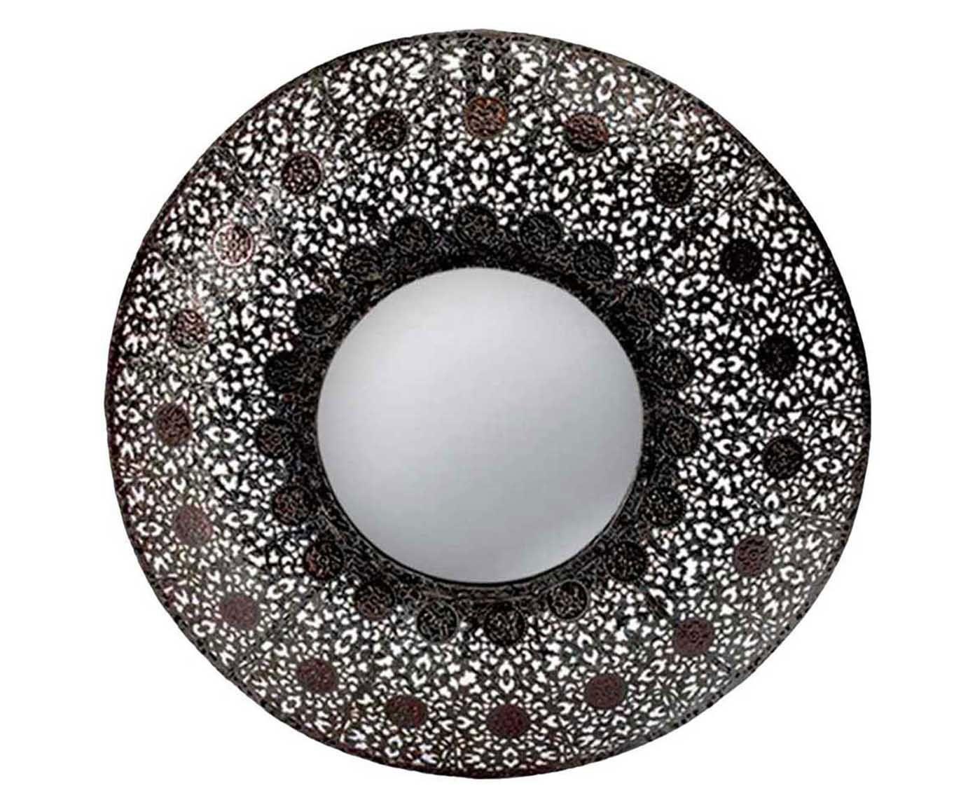 Espelho rhodes - 28 cm   Westwing.com.br