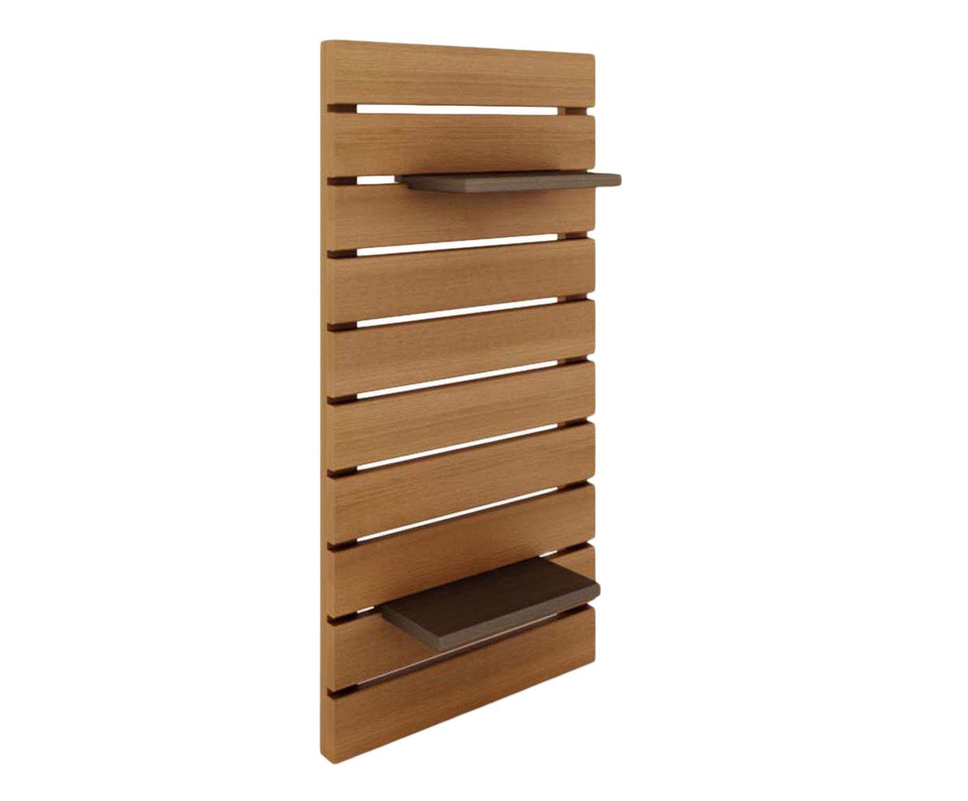 Deck de Parede Stain Natural - 50X100X2cm | Westwing.com.br