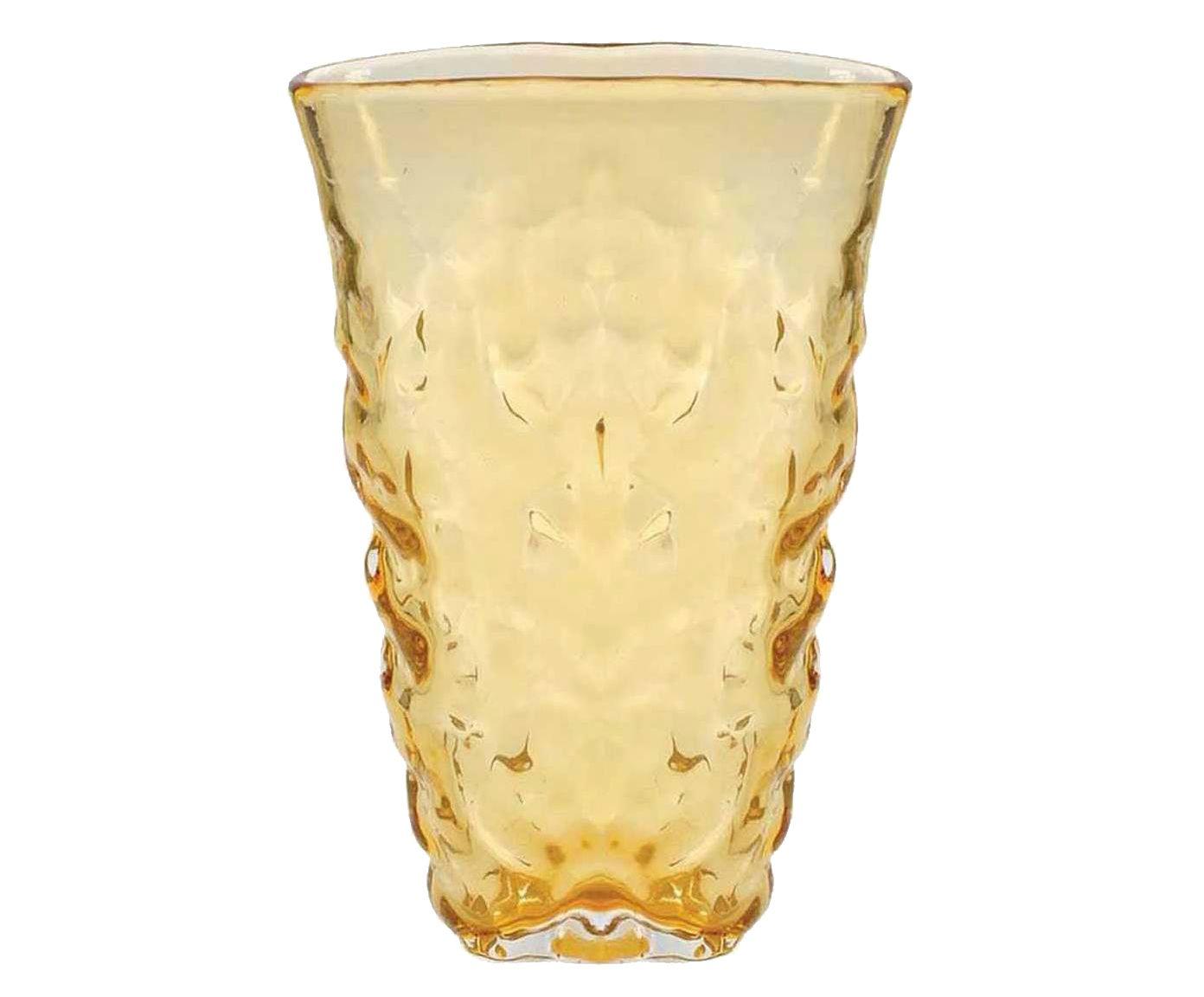 Vaso forms clear ipê - 28,5 x 17 cm   Westwing.com.br