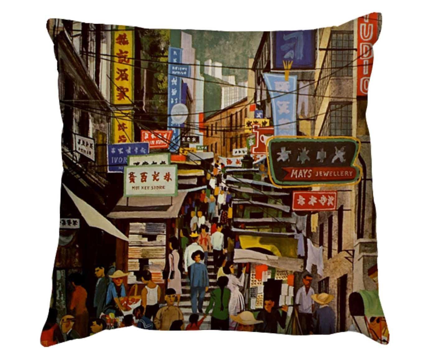 Capa para almofada hong kong | Westwing.com.br
