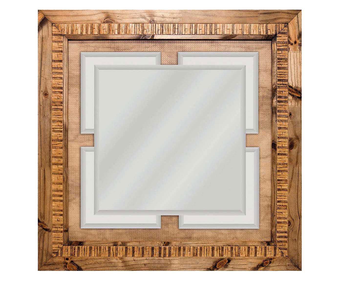 Espelho Mocassi - 102X102cm | Westwing.com.br