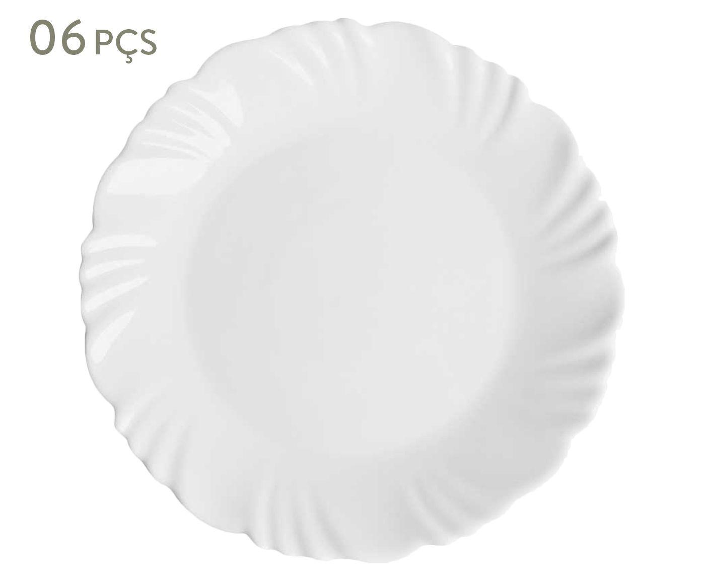 Conjunto de pratos para sobremesa bott - duralex | Westwing.com.br