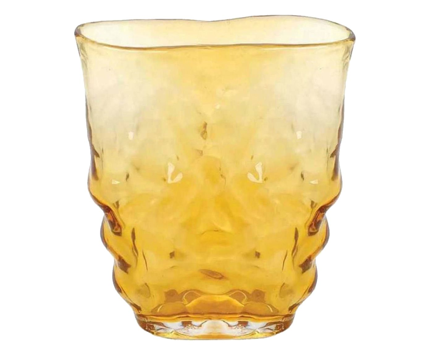 Vaso forms clear ipê - 21 x 18 cm   Westwing.com.br