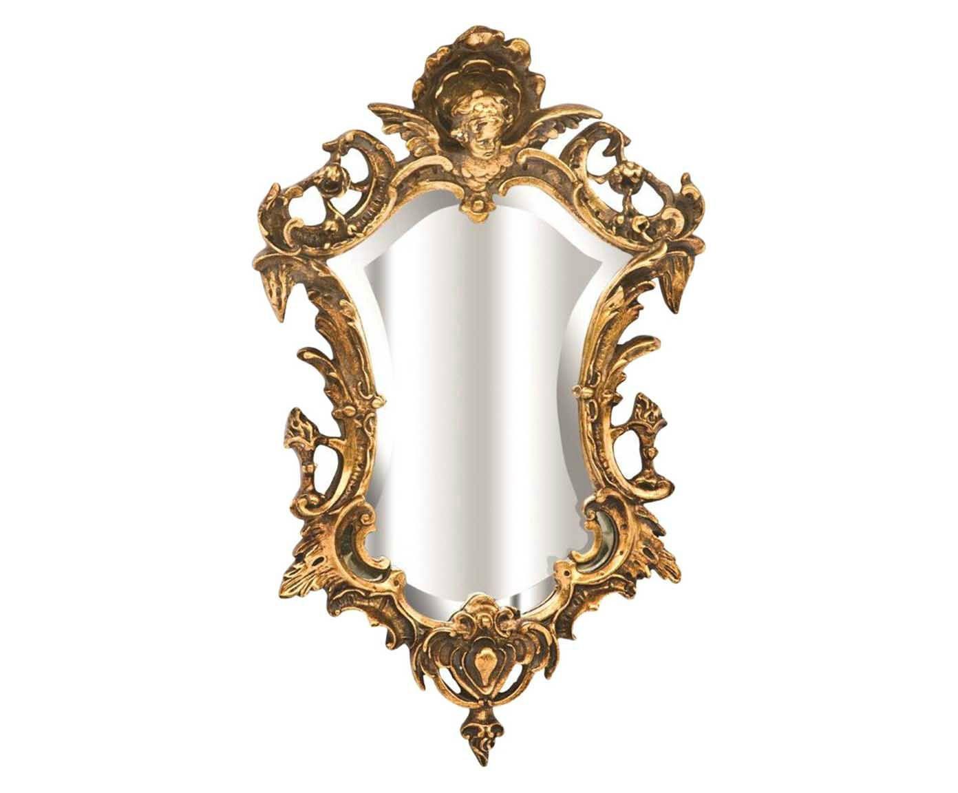 Espelho querubim daisy - 61 cm   Westwing.com.br