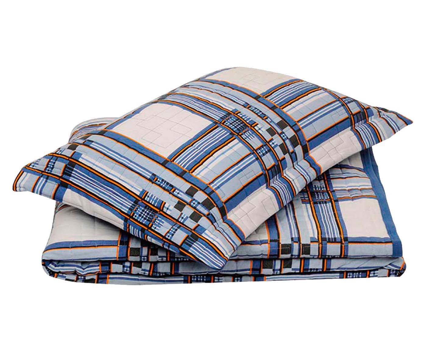 Conjunto de cobre-leito bed men - para cama de casal | Westwing.com.br