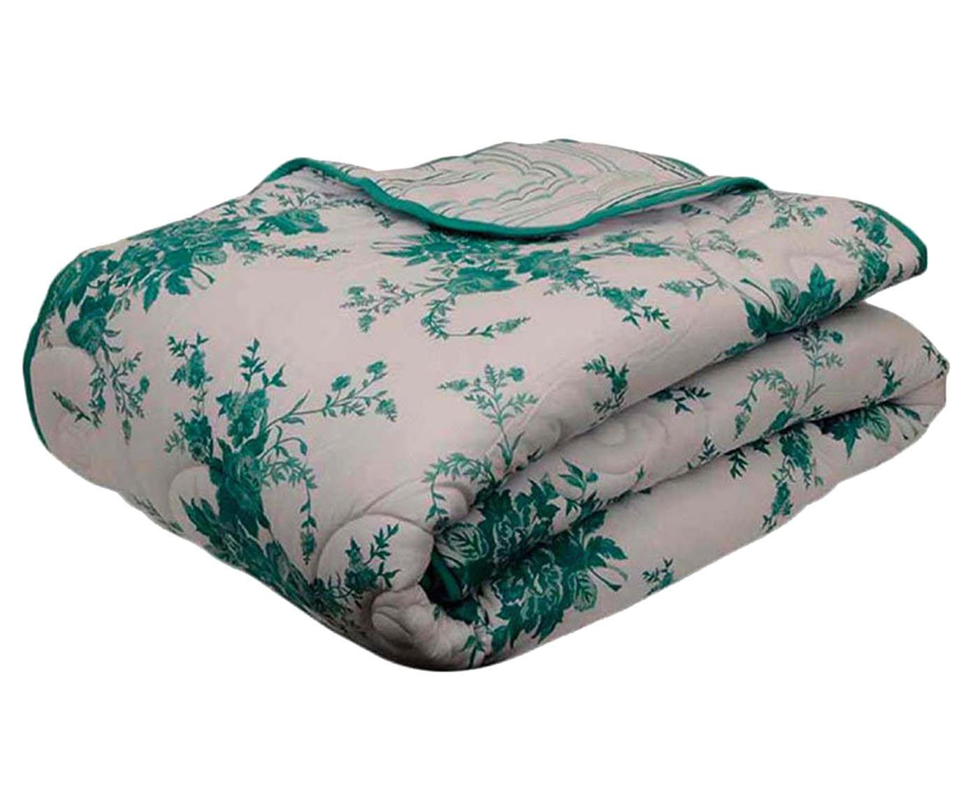 Edredom bouquet - para cama de solteiro | Westwing.com.br