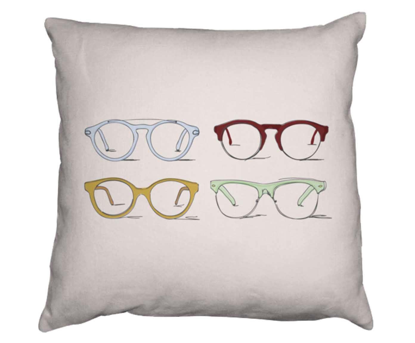 Capa para almofada óculos   Westwing.com.br