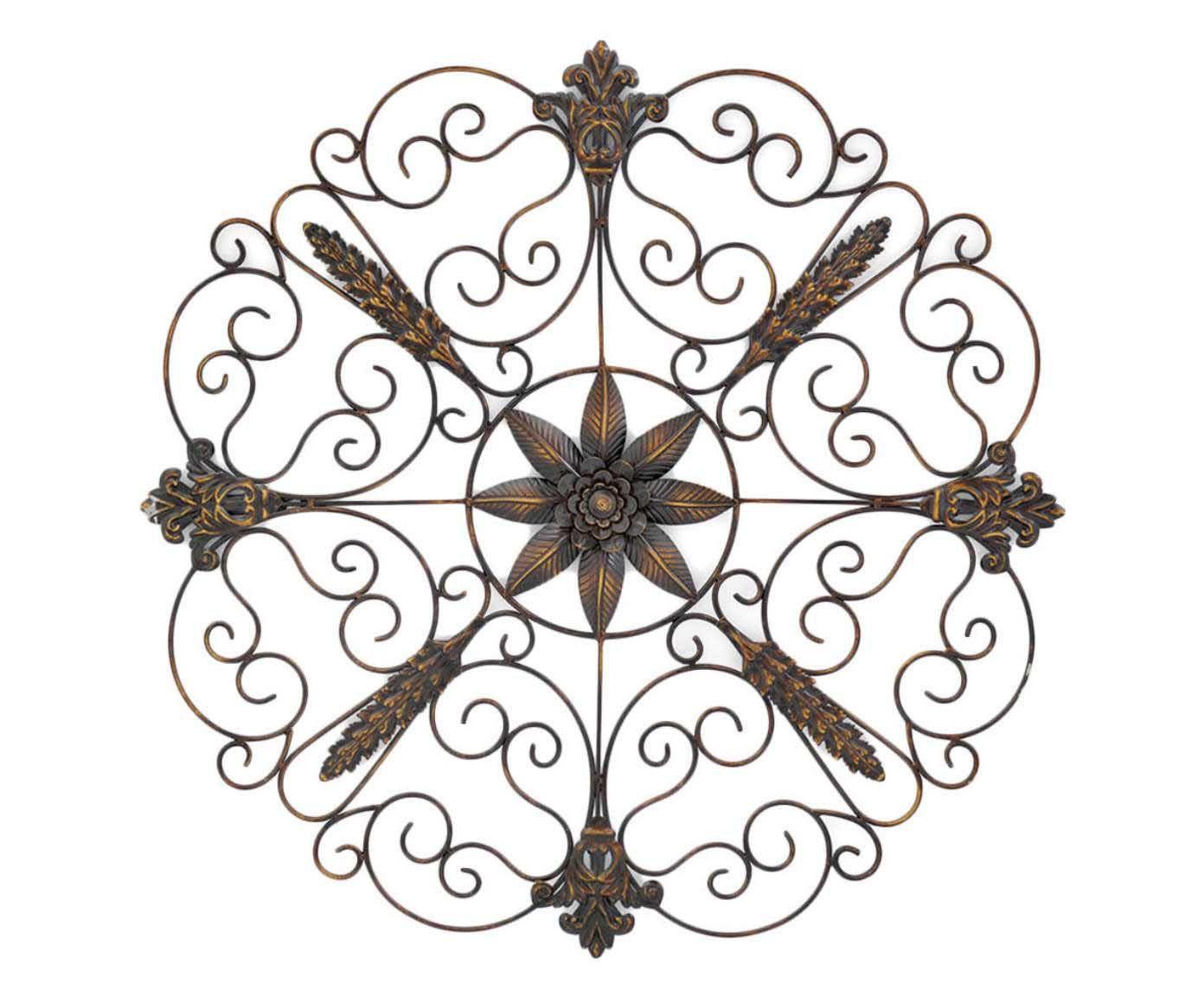 Mandala decorativa ferrine   Westwing.com.br