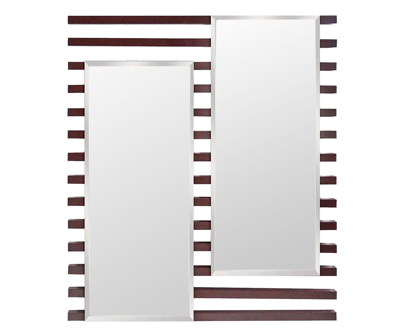 Espelho Stripes Composê - 100X120cm   Westwing.com.br
