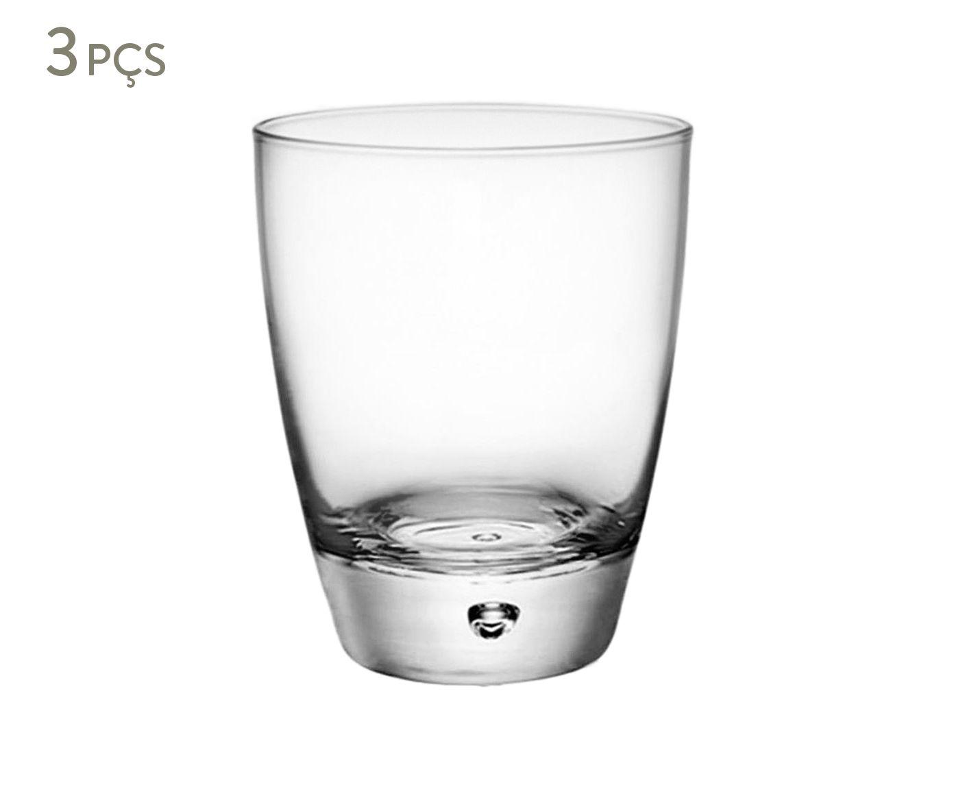 Jogo de Copos para Whisky Luna - 340ml   Westwing.com.br