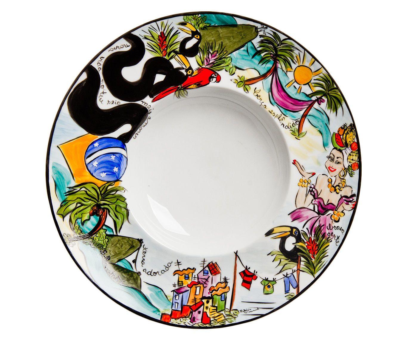Prato gourmet carmen brasileirinho - patricia virmond | Westwing.com.br