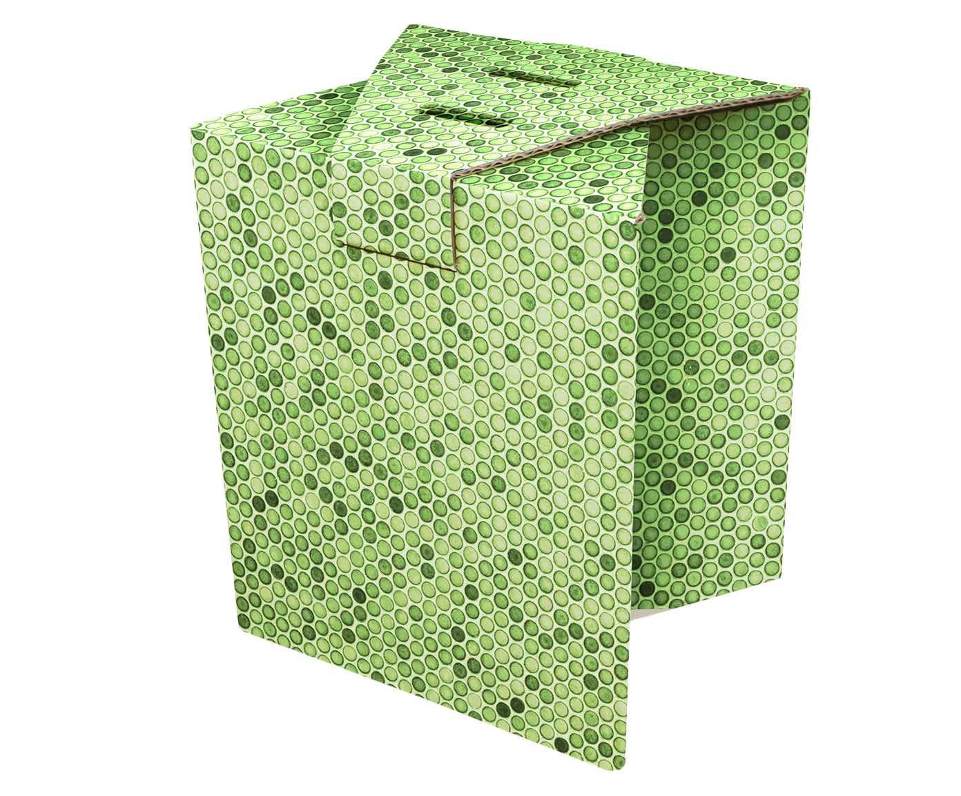 Banco rube mini tiles - energy | Westwing.com.br