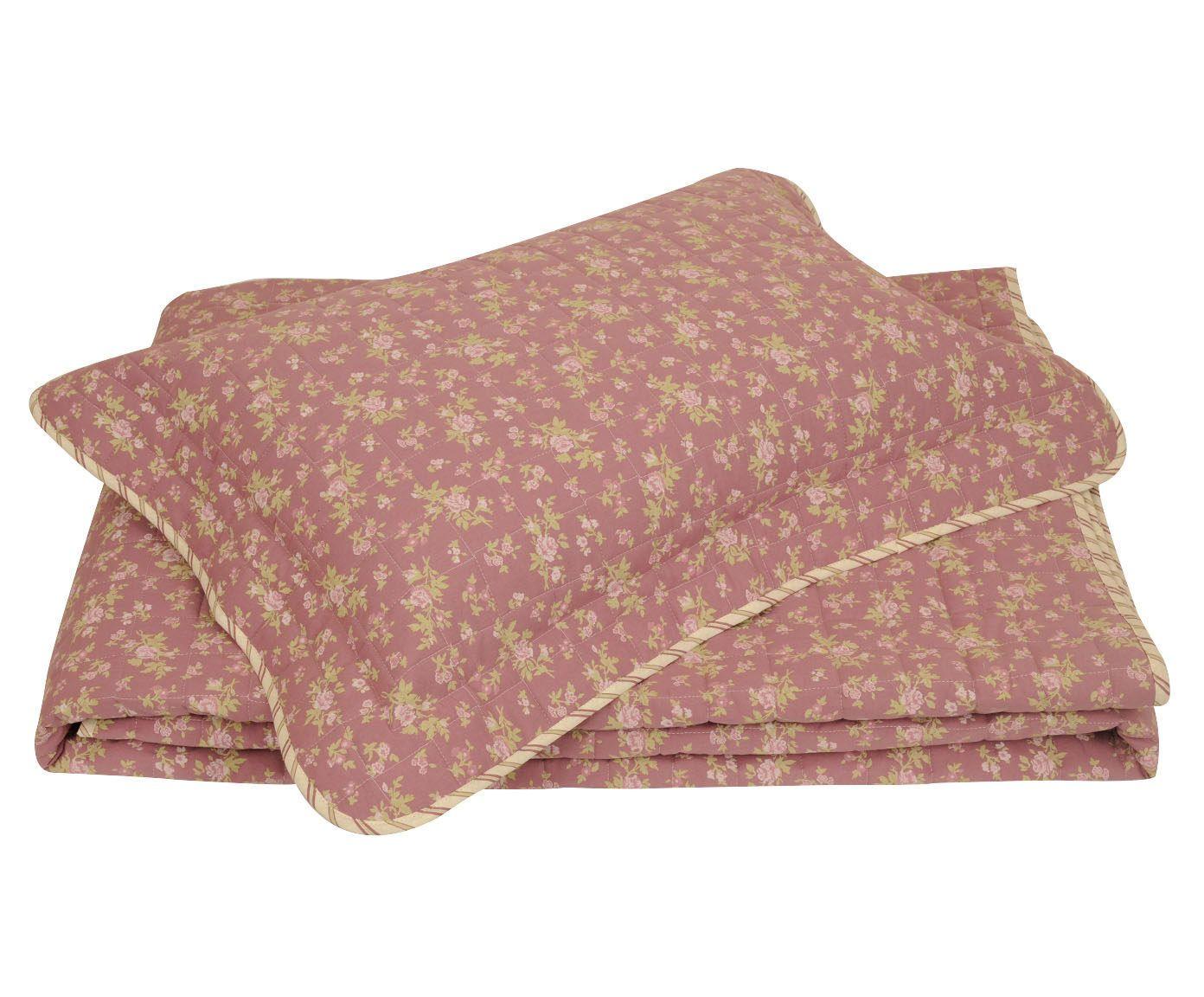 Conjunto de cobre-leito delicate para cama king size 150 fios - effect   Westwing.com.br