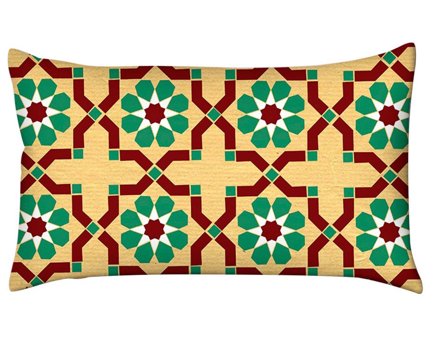 Capa para almofada marrakesh lusitan - 20 x 38 cm   Westwing.com.br