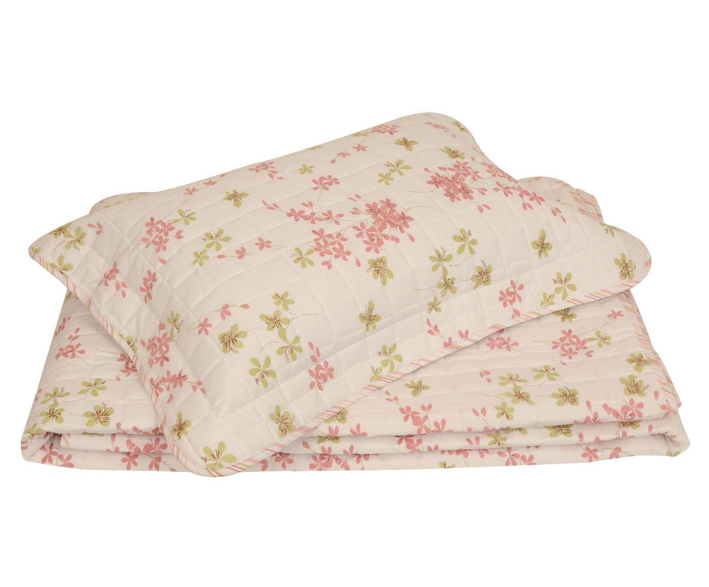 Conjunto de cobre-leito nobre para cama de solteiro | Westwing.com.br