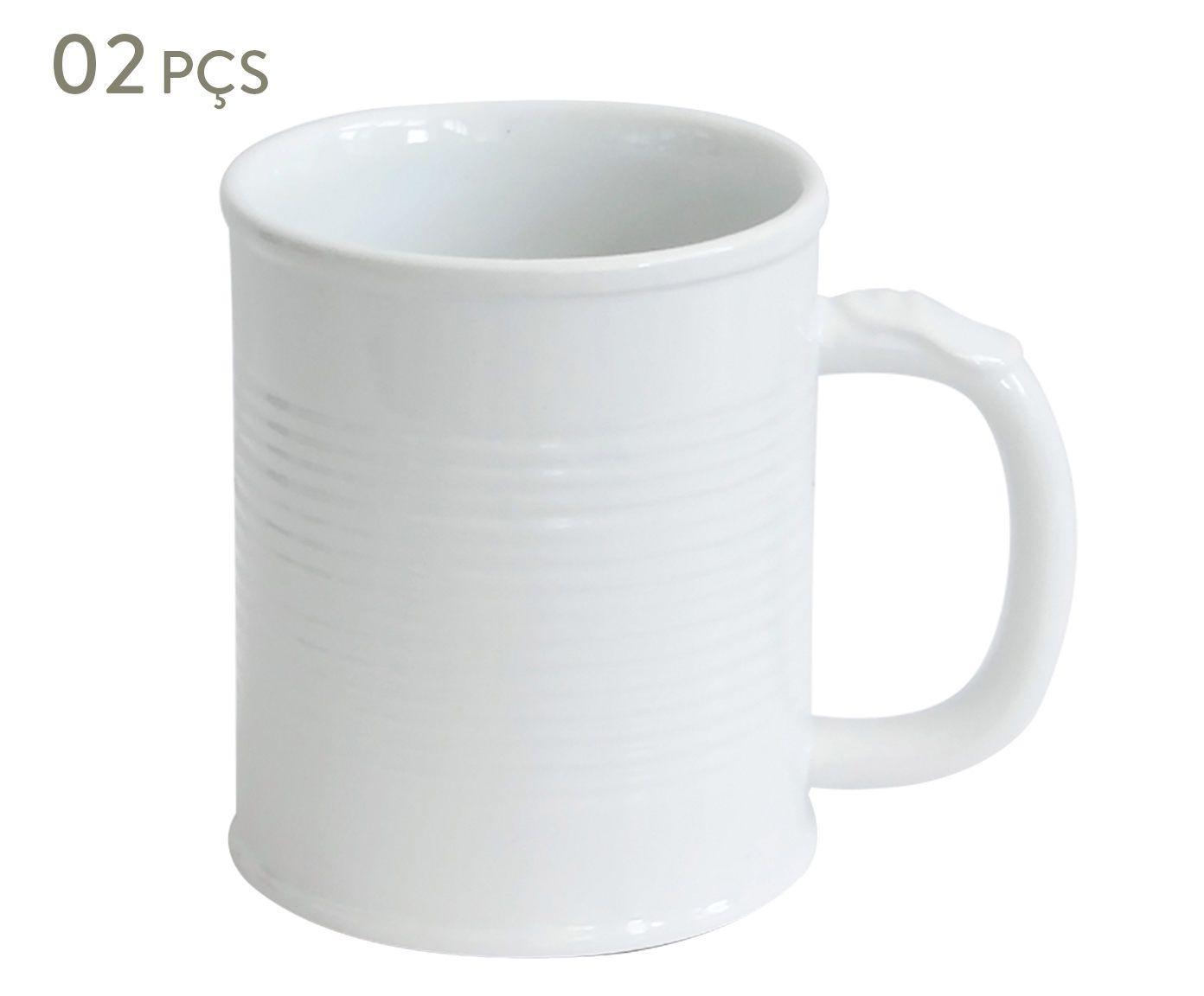Conjunto de Canecas Espalier union - 250 ml   Westwing.com.br