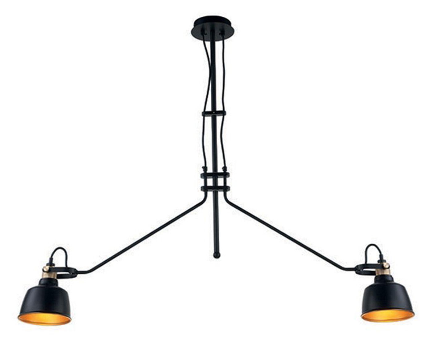 Pendente Haidee Bivolt - 16X116X115cm | Westwing.com.br
