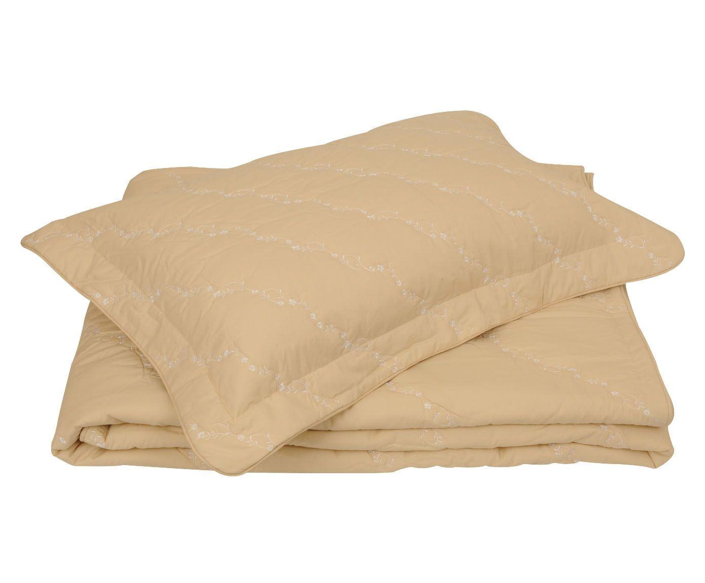 Conjunto de cobre-leito daya para cama queen size 200 fios | Westwing.com.br