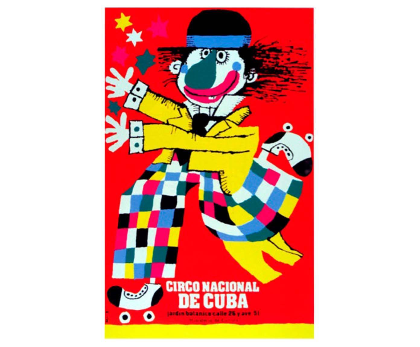 Gravura circo nacional   Westwing.com.br