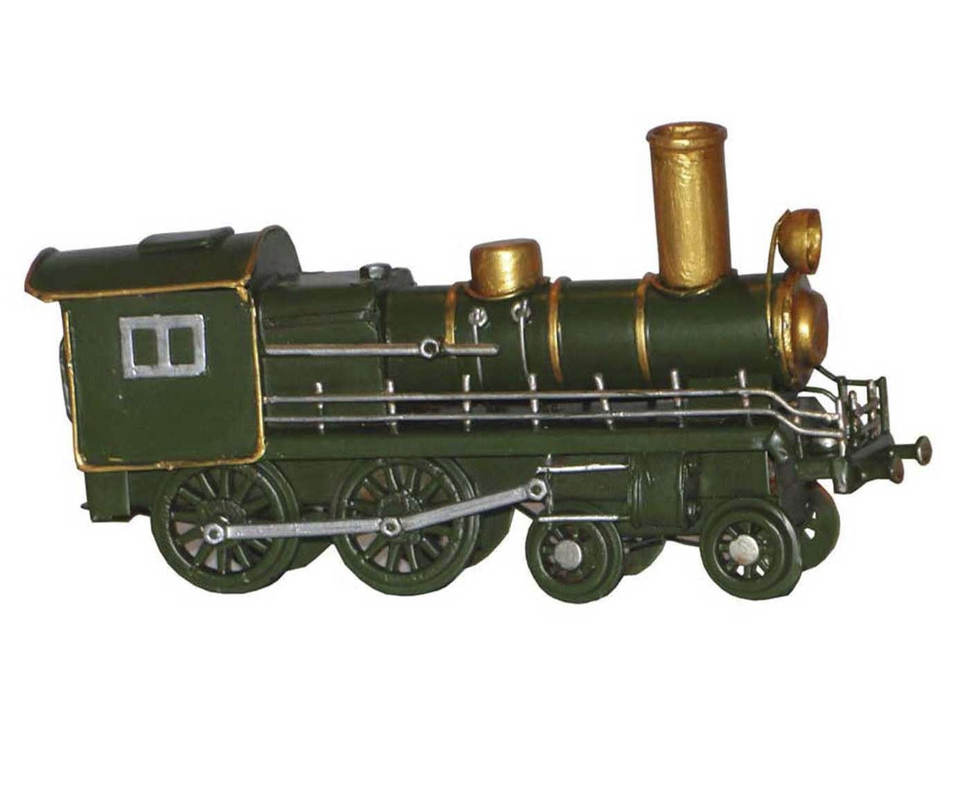 Miniatura Locomotiva Old   Westwing.com.br
